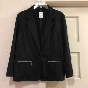 Jackets & Blazers - Cavalini Outerwear Jacket